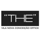"Logo de ""THE"" Vila Nova Conceição Office"