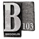 Logo de B103 Brooklin